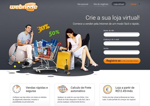 55d0a5621 6°Webnode  No Webnode qualquer pessoa poderá criar uma loja virtual  gratuita