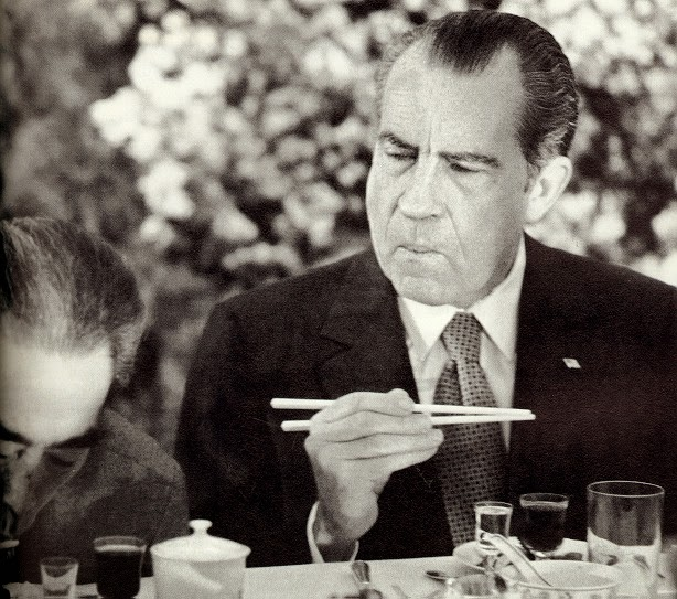 Richard Nixon Watchmen: Ultimate Collection Of Rare Historical Photos. A Big Piece