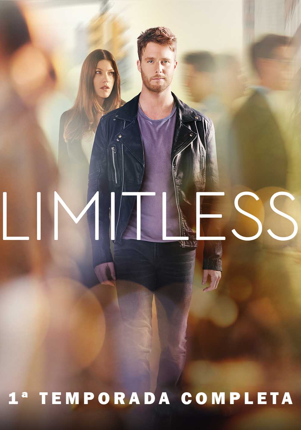 Limitless 1ª Temporada Torrent - Blu-ray Rip 720p Dual Áudio (2016)