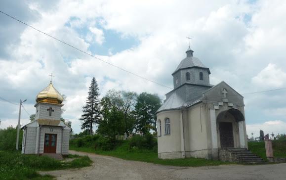 Старий Самбір. Каплиці