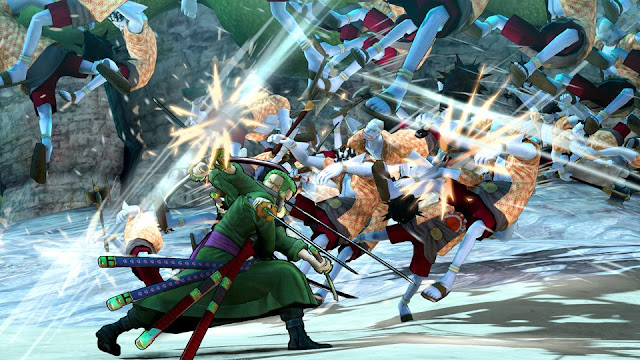 One Piece Pirate Warriors 3 PC Download Full Version gameplay