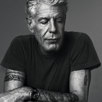 #FOOD (Chefs) The Double Life Of Anthony Bourdain
