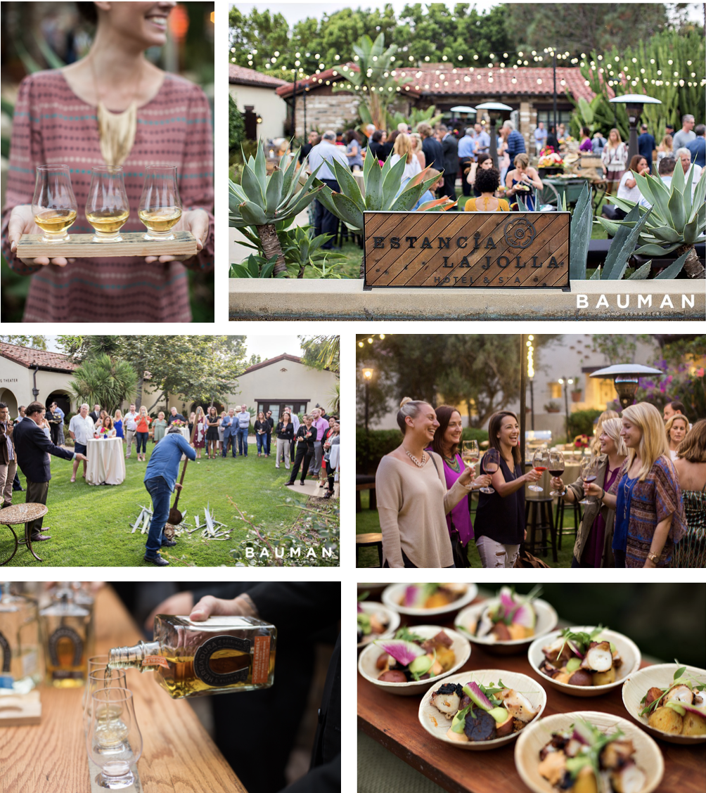 Promo code SDVILLE saves 15% on passes to Estancia La Jolla's By The Barrel: Tequila - June 29!