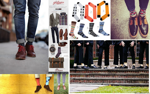 they're just socks, printed socks, preppy, beau-ties, mens fashion, bows and beau-ties