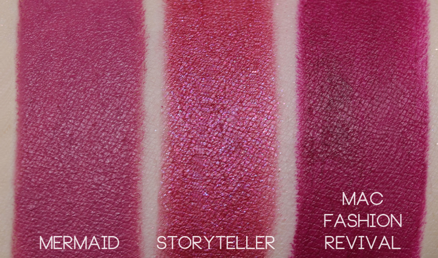 Neve Cosmetics Sisters of Pearl swatch
