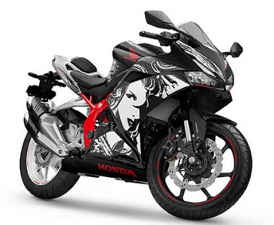 Harga Honda CBR250RR Special Edition The Art Of Kabuki