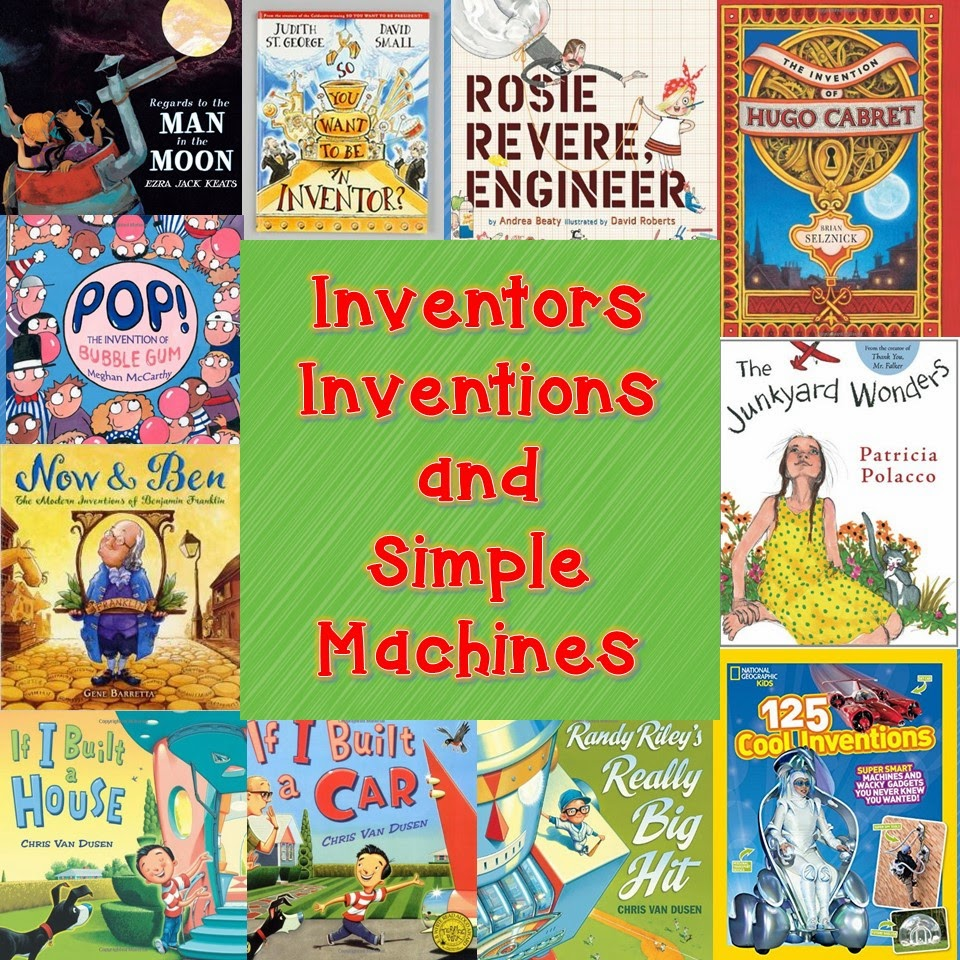 Gearing up for a unit on Simple Machines? This post includes ideas for expanding that unit across other subject areas.