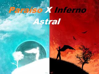 significado de paraiso e inferno astral