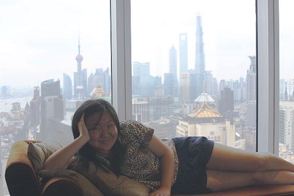 Shanghai, Le Royal Meridien