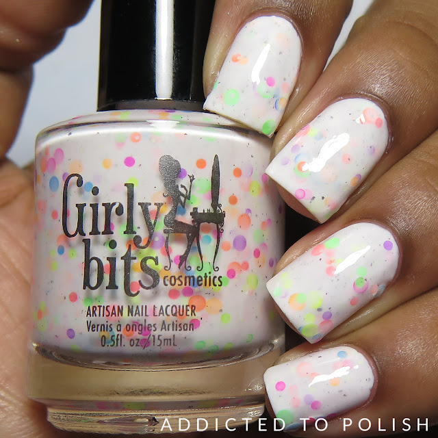 Girly Bits Bonbon D'Amour Sweet Nothings Collection