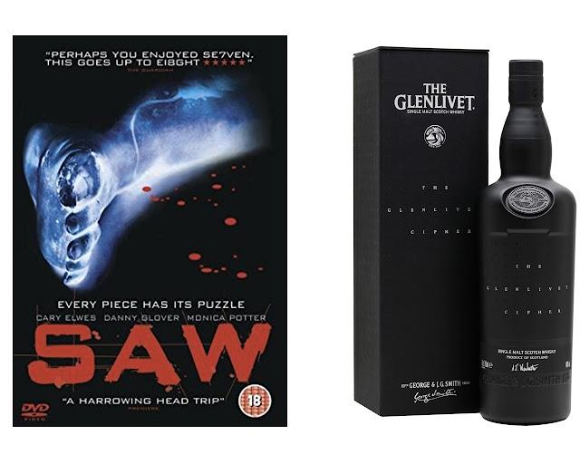 Saw - Glenlivet Cipher