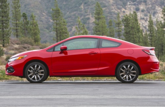 2014 Civic HF Review