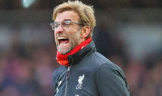Juergen Klopp, Prediksi Chelsea vs Liverpool, EPL 2016/2017