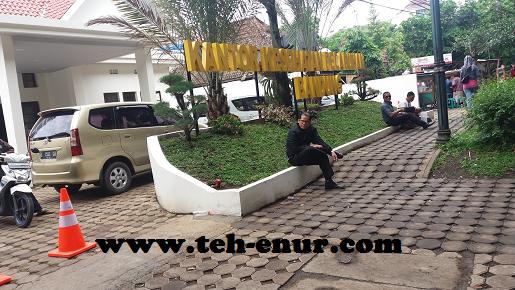 Kantor Kesehatan Pelabuhan (KKP) Kelas II Bandung yang baru, Jalan Cikapayang No. 5 Bandung.