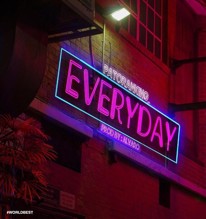 "Patoranking – ""Everyday"" [Music]"