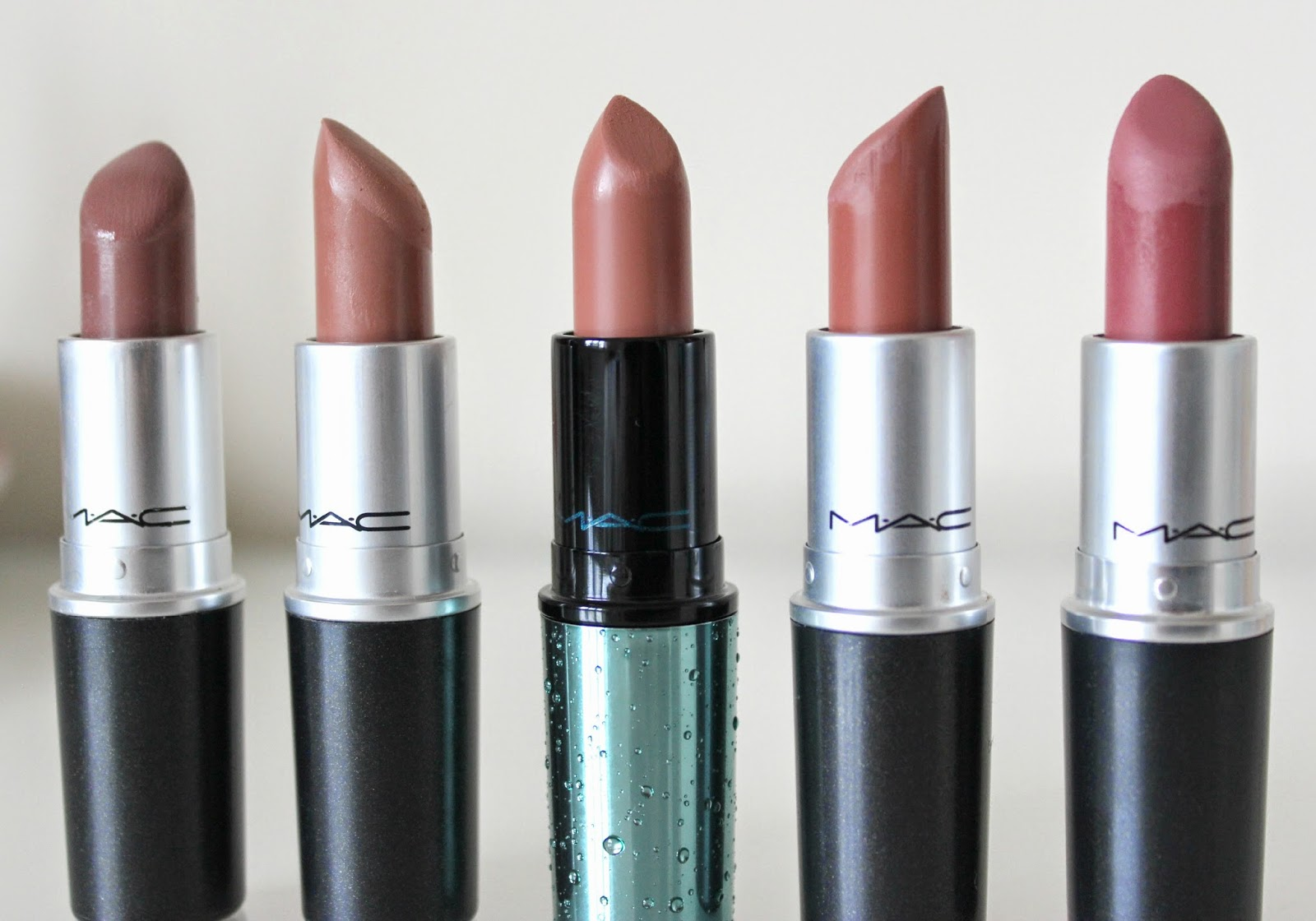 Geliefde MAC: The Nudes - Tattooed Tealady #FV11