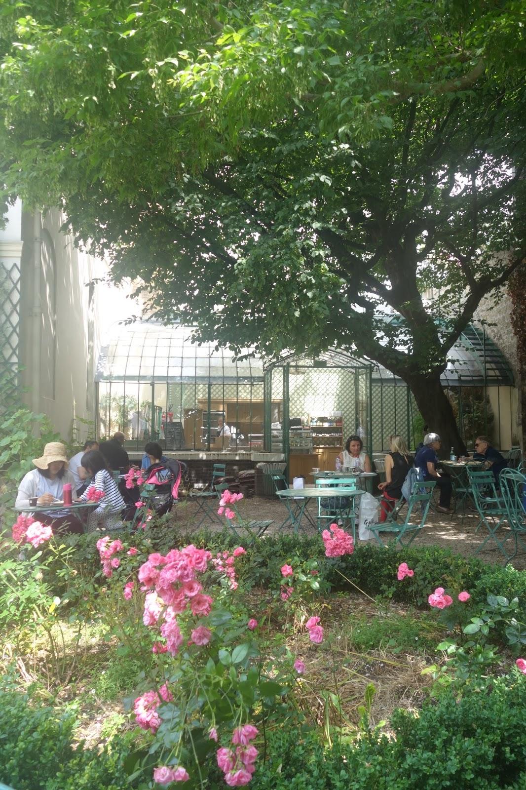 Paristempslibre je vous emm ne dans le lieu le plus - Jardin du musee de la vie romantique ...