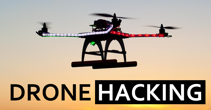 Design Flaws Make Drones Vulnerable to Cyber-Attacks