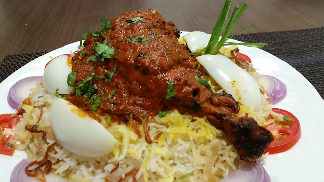 Chicken Joint Biryani
