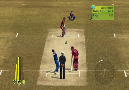 Brain Lara Cricket 2007 Pressure Play Free Download For PC Full Version