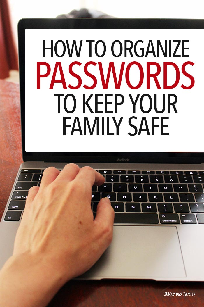 Are you looking to reduce your paper clutter by going digital? Make sure you have a system to organize your passwords & files to keep your information secure! Love this system for creating a personal digital vault!