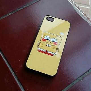 casing custom gambar spongebob