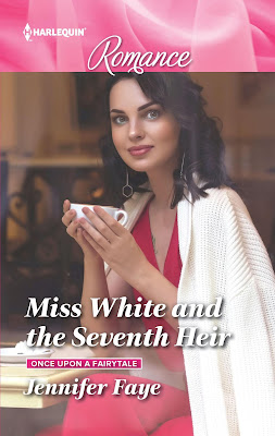 Miss White and the Seventh Heir cover