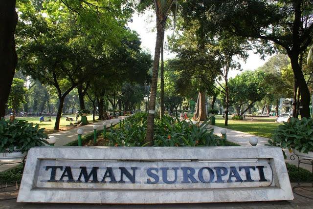 Taman Suropati Jakarta Pusat