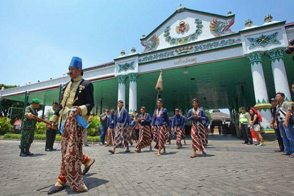 Contoh Karya Tulis Wisata Ke Yogyakarta - Contoh II