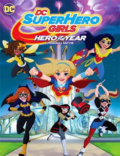 DC Superhero Girls: Héroe del año (2016)