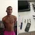 Dupla da Cidade Nova foi presa por suspeita de tráfico de drogas e porte ilegal de arma de fogo