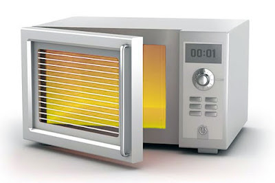 yemekleri mikrodalgada ısıtmak