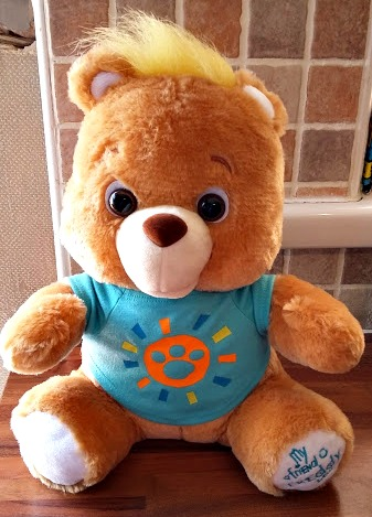 My Friend Freddy Bear from Vivid Toys