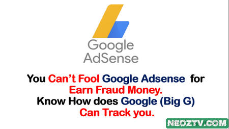 Google can track click fraudsters easily
