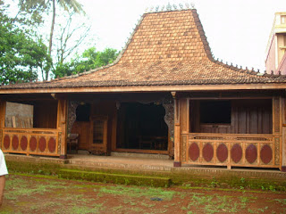 Joglo Situbondo, Rumah Adat Jawa Timur