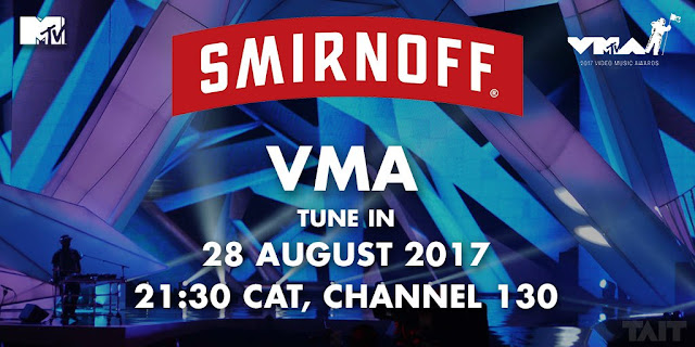 @SmirnoffSA Salutes the MTV @VMAS for Breaking Barriers and Fighting Against the System