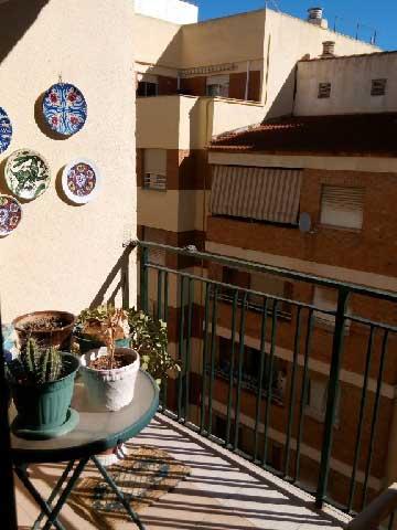 piso en venta calle union castellon terraza