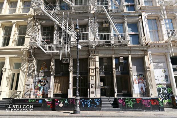 Barrios de Manhattan soho