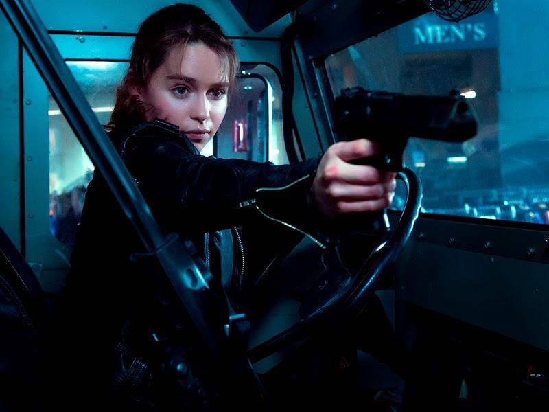 Emilia Clarke afirma que no volverá a la secuela de 'Terminator: Génesis'