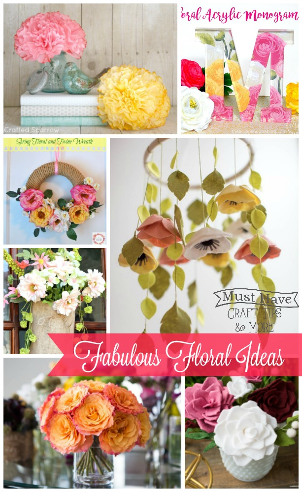 Get ready for all things floral There