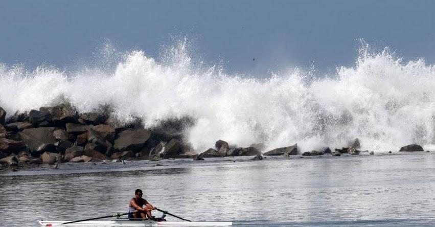 Cierran 30 playas y puertos en el centro y sur del país por oleajes anómalos, informó la Marina de Guerra del Perú - www.marina.mil.pe