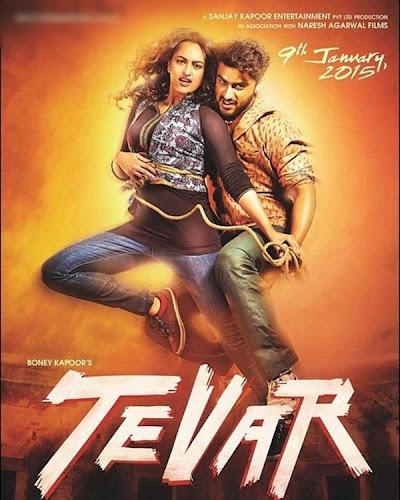 Tevar (2015) Movie Poster No. 2