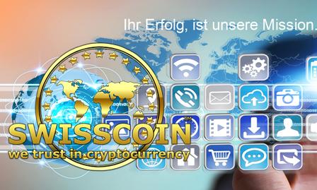 الاستثمار والربح مع العملة الإلكترونية الجديدة swisscoin