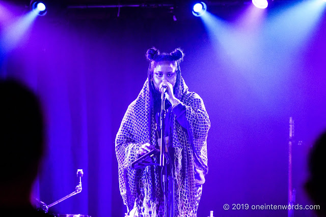Witch Prophet at Wolfe Island Winter Ball at Longboat Hall at The Great Hall on March 28, 2019 Photo by John Ordean at One In Ten Words oneintenwords.com toronto indie alternative live music blog concert photography pictures photos nikon d750 camera yyz photographer