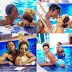 Loved up photo of Zari Hassan and her partner, Diamond Platnumz