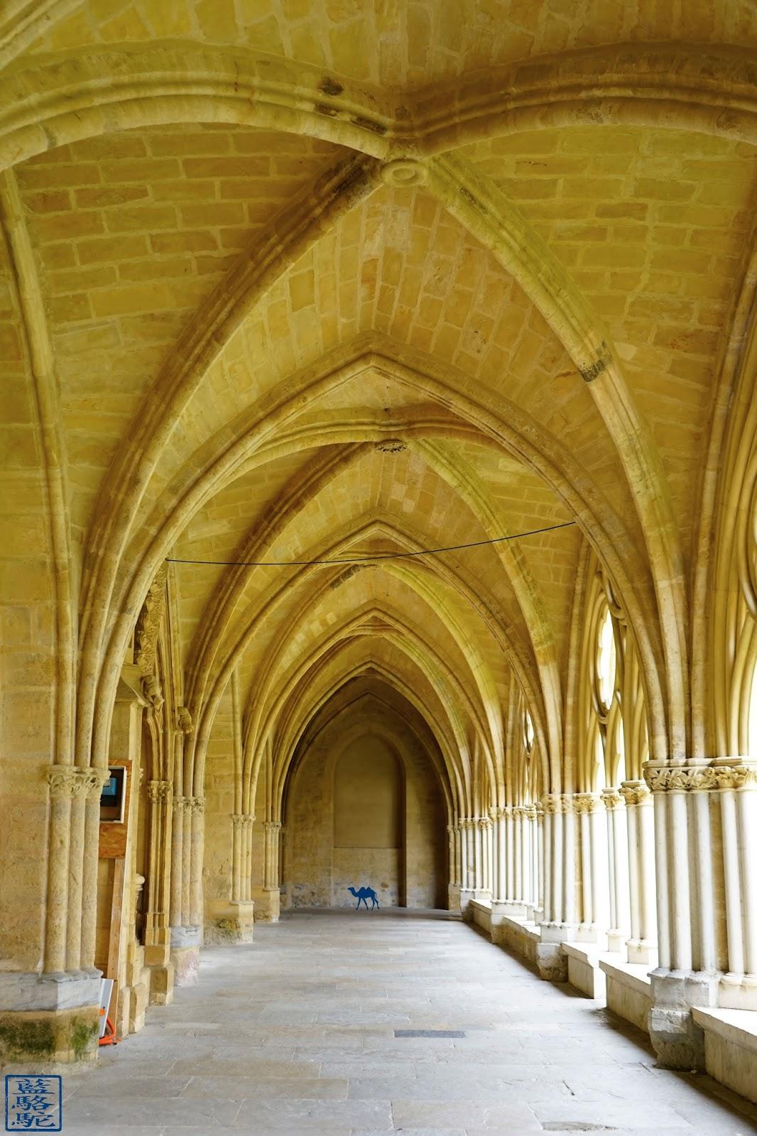 Le Chameau Bleu - Blog Voyage Bayonne France - Cloitre de la Cathédrale Sainte Marie à Bayonne