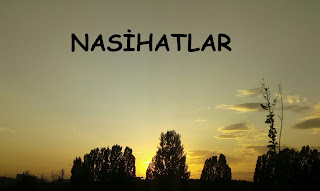 Haris el-Muhasibinin Öğütleri, evliyaların sözleri, evliyalardan öğütler, islam büyüklerinden öğütler, evliyalardan nasihatler,  büyük alimlerden nasihatler, dini öğütler