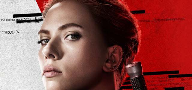 Nova capa da revista Total Film destaca 'Viúva Negra' de Scarlett Johansson