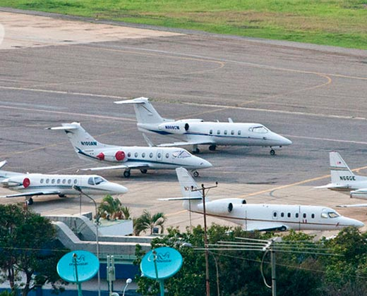 Venezuela entre los países que más compran aviones privados, según Forbes