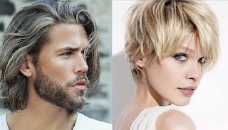 Kadınlarda Kısa Saç Kesimleri, Erkeklerde Sakal Modelleri